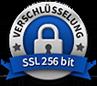 SSL Verschlüsselt - 100% anonym, sicher & diskret